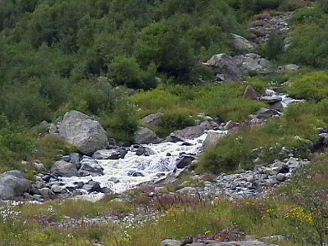 Исток реки фото